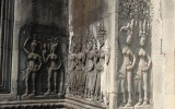 Tancerki z Angkor Wat