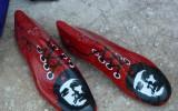Buty z Che Guevara