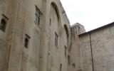 Dziedziniec nowego Pałacu Papieskiego