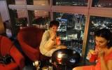 Drink w restauracji na 83 piętrze Baiyoke Tower II