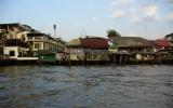 Rzeka Menam (Chao Phraya)