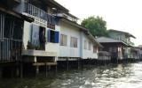 Rejs łodzią po kanałach Bangkoku