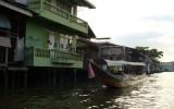 Klongi w Bangkoku