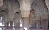 Wnętrze Meczetu Hassana II