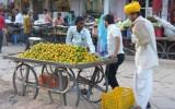 Sprzedawca limonek