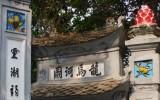 Brama prowadząca do Świątyni Żółwia