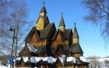 Kościół słupowy - stavkirke