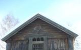 Zabytkowy domek
