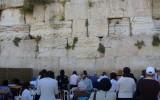 Jerozolima - Ściana Płaczu część męska
