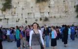Jerozolima - Ściana Płaczu część żeńska