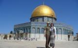 Jerozolima - Sanktuarium Kopuła na Skale