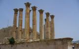 Jerash - Świątynia Artemidy