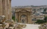 Jerash - Tetrapylon Północny
