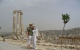 Amman - Świątynia Herkulesa