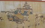 Madaba mozika - mapa Bliskiego Wschodu