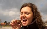 Krabie pokaż szczypce