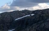 W Norwegii zawsze jest śnieg