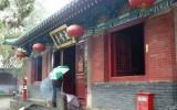 Świątynia gdzie ćwiczyli mnisi