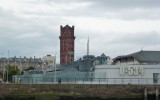 Łódź podwodna w Birkenhead