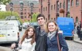 Melisa & Jerome, nasi francuscy przyjaciele dzięki którym poznaliśmy Manchester