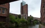 Bardzo stara dzielnica Manchesteru