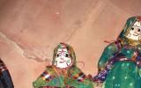 Indyjskie laleczki