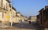 Ulica opuszczonych rezydencji kupieckich