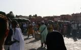 Tancerze z Dżamaa al-Fina