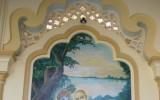Obraz w Świątyni Dwarkadhiś