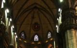 Krucyfiks z gwoździem pochodzący z Chrystusowego krzyża