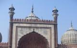 Front Meczetu Dżami Masdżid