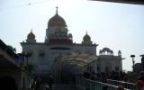 Wejście do Złotej Świątyni sikhijskiej