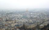 Paryż z Wieży Eiffel
