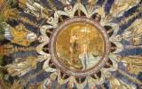 Mozaika ze sklepienia baptysterium Ortodoksów