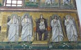 Fragment mozaiki z Sant'Apollinare Nuovo