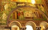 Fragment mozaiki z Bazyliki św. Witalisa