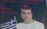 Grek w kaftanie