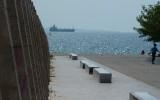 Deptak nad morzem
