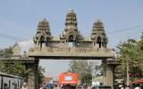 Przejście graniczne Kambodża-Tajlandia