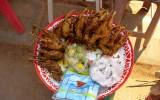 Pieczone kurczaki