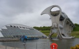 Falkirk winda obrotowa dla statków Falkirk Wheel