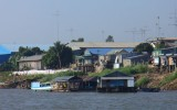 Przejście graniczne Kambodża - Wietnam