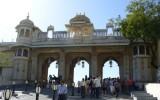 Brama Pałacu Miejskiego