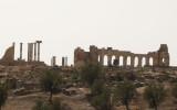 Ruiny rzymskiego miasta z I w.