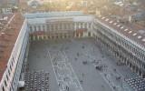 Plac św. Marka widziany z dzwonnicy św. Marka