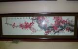 Kwitnąca jabłoń - symbol Chin